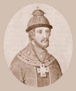 Великий князь Юрий Дмитриевич