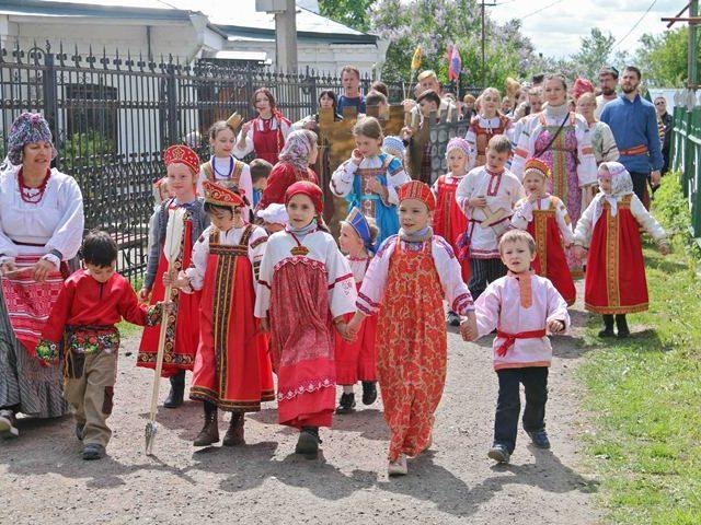 Троицкие гуляния на Городке. Звенигород. IMG_1521