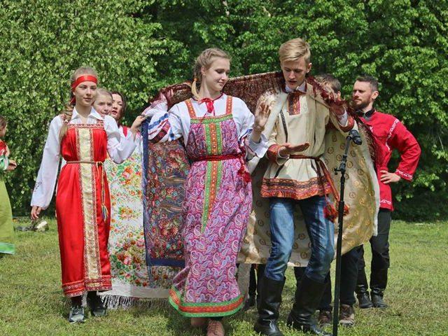 Троицкие гуляния на Городке. Звенигород. IMG_1637