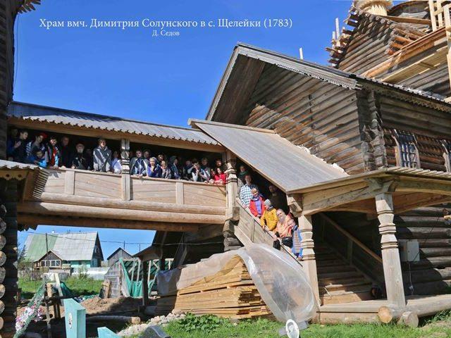 Звенигородский Успенский собор. Кругосветка вокруг Онего. 2017. IMG_2290